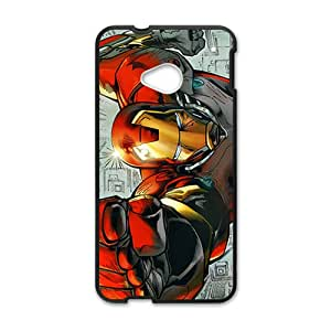 QQQO Superman fashion Cell Phone Case for HTC One M7