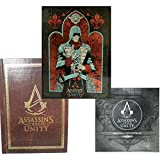 Assassin's Creed: Unity (Exclusive Limited Edition Steelbook Case), Art Book and Original Soundtrack Cd