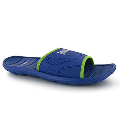 4836322fbd21 Everlast Mens Pool Shoes Water Swimming Shower Beach Sport Sandals  Blue Green UK 10  Amazon.co.uk  Clothing