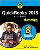 img - for QuickBooks 2018 All-in-One For Dummies (For Dummies (Computer/Tech)) book / textbook / text book