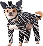 Animal Planet PET20100 Zebra Dog Costume, Large
