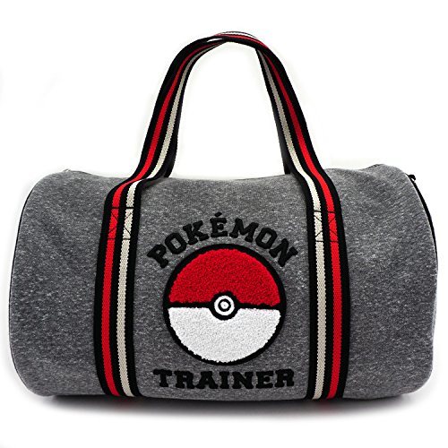 Embroidered Duffle Bags - Loungefly Trainer Duffle