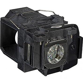 PJxJ Beamer proyector Lámpara ELP85 para EH-TW6600W Beamer: Amazon ...