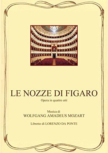 le-nozze-di-figaro-libretto-dopera-italian-edition