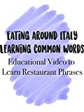 Eating Around Italy Learning Common Word