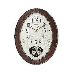 Rhythm Clocks Caprice Musical Motion Clock