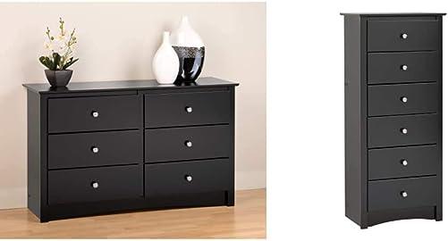 Reviewed: Black Sonoma Children s 6 Drawer Dresser Sonoma Tall 6 Drawer Chest