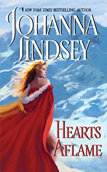 Hearts Aflame (Viking Haardrad Family Book 2) by [Lindsey, Johanna]