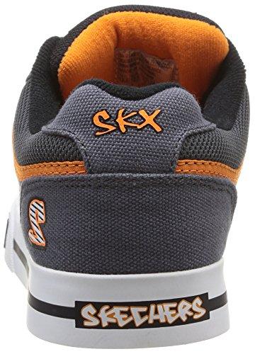 Skechers Vert Ii Kick Flipz - Zapatillas De Deporte Niños Gris (Ccor)