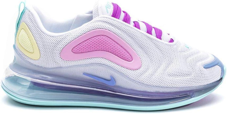 Nike Women's Ar9293 102_38, 5 Sneaker, White, 5.5 UK: Amazon