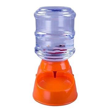 CHENYAJUAN Perro Perro Mascota Dispositivo De Beber Agua Potable Cat Dispositivo Alimentador Automático De Gravedad (