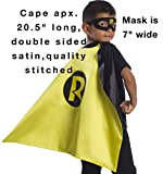 Rubie's Super Hero Cape Set Officially licensed DC