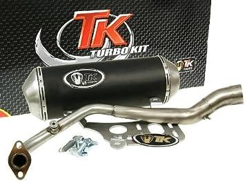 /Kymco Downtown 125 D/échappement Turbo Kit Gmax 4T/