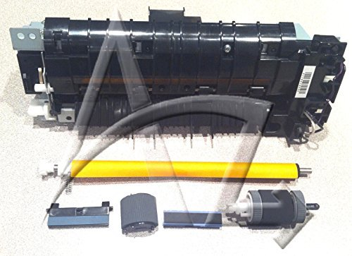 HP CE525-67901 Maintenance kit - For 110 VAC - Includes separation pad for the 500-sheet cassette, tray 1 pick-up roller, tray 1 separation pad, pick-up and feed rollers for the 500-sheet cassette, transfer roller, and fuser for 110 VAC operation