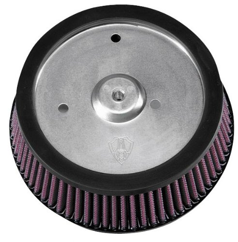 Arlen Ness Replacement Red Stage 1 Air Filter for 18-498/ DS-288882; Description: Replacement Stage 1 Air Filter for Arlen Ness 18/498/ DS-288882 only on 1999-2001 Harley FLHTI/ ()