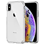 Spigen 057CS22127 Ultra Hybrid Designed for iPhone Xs Case (2018) iPhone X Case (2017) - Crystal Clear