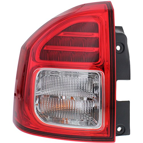 Tail Light for COMPASS 14-17 Left Side Assembly