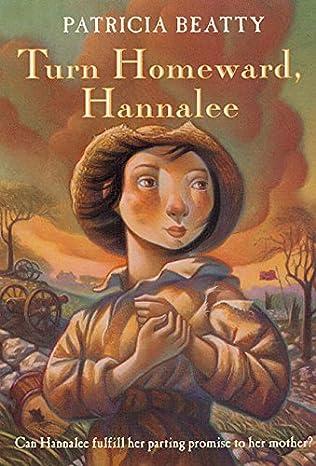 book cover of Turn Homeward, Hannalee