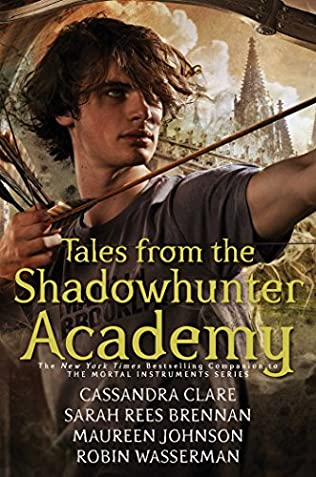 book cover of Tales from the Shadowhunter Academy