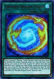 SOFU-EN072 Thunder Dragons/' Hundred Thunders Soul Fusion