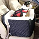 Snoozer Lookout I Pet Car Seat, Small, Black