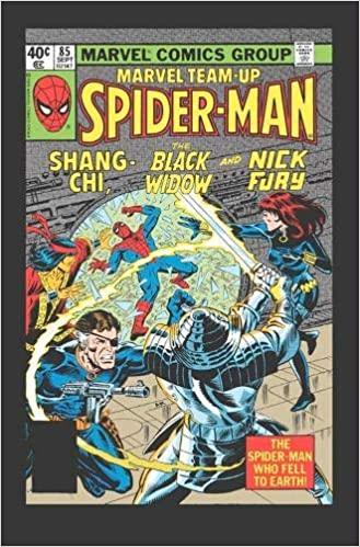 Amazon Com Black Widow Marvel Team Up 9781302922788