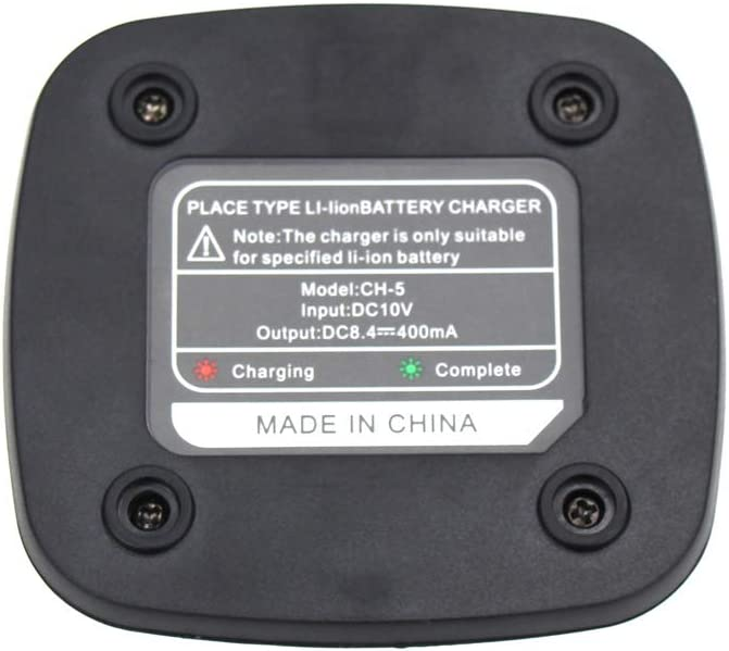 Original Vineyuan Walike Talkie Charger Station for Baofeng GT-3 GT-3TP GT3 GT3TP /&GT-3 Mark-II III Two Way Radio Battery Charging Base