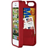 EYN (Everything You Need) Smartphone Case for iPhone 5/5s - Red (eynred5)