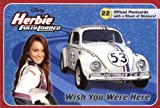 Herbie Fully Loaded Wish You Were Here, Disney Book Group Staff, 0786847271
