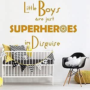 Amazon.com: Gadgets Wrap Little Boys are Just Superheroes