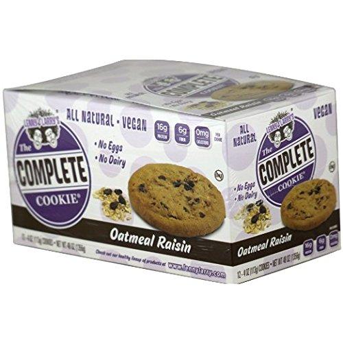 Lenny & Larry's Oatmeal Raisin Cookies (24 Cookies)