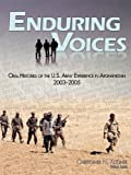 Enduring Voices, , 1907521860