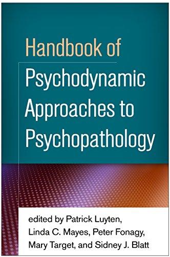 Download Handbook of Psychodynamic Approaches to Psychopathology Pdf