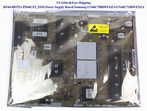 BN44-00375A PD46CF2_ZSM Power Supply Board Samsung UN46C7000WFXZA/UN46C7100WFXZA