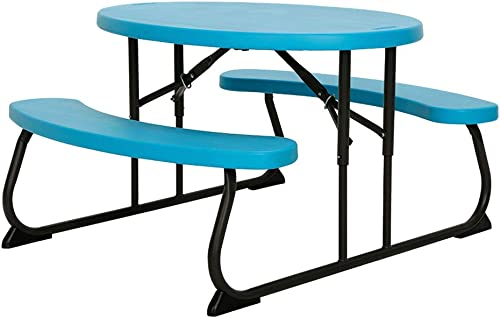 Lifetime 60229 Kids Oval Picnic Table