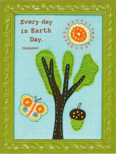 Dimensions Felt Embroidery Kit - EK Success Dimensions Everyday Is Embroidery/Felt Applique