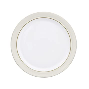 Denby USA Natural Canvas Dinner Plate  sc 1 st  Amazon.com & Amazon.com | Denby USA Natural Canvas Dinner Plate: Serveware