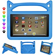 F i r e 7 2017 Kids Case-Dinines Shock Proof F i r e 7 Tablet Case for Kids (2015 & 2017 Release)...