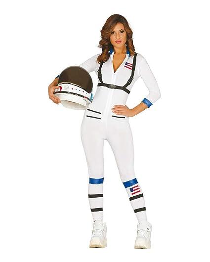 Horror-Shop Traje de Astronauta Atractivo One Size: Amazon ...