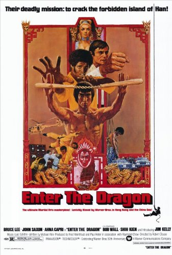 Image result for enter the dragon film