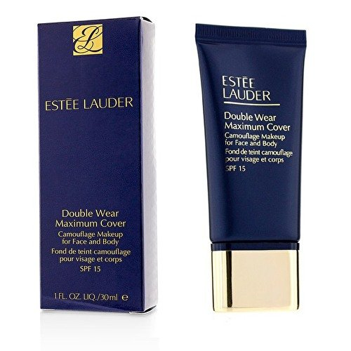 Estee Lauder Double Wear Maximum Cover Camouflage Makeup for Face and Body SPF 15 3N1 Ivory Beige 1 Ounce