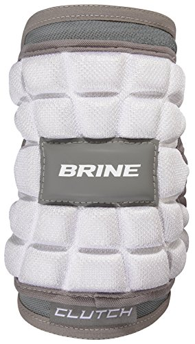 Brine Clutch Elbow Pad, White, ()