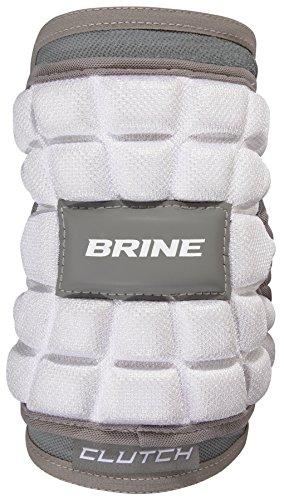 Brine Clutch Elbow Pad, White, Medium