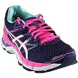 Women's ASICS GT-3000 4, Midnight/Pink, 6.5 D