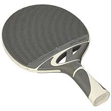 Cornilleau Tacteo 50 Weatherproof Table Tennis Racket - Gray/White