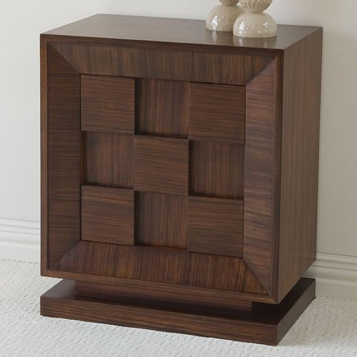 Global Views Small Block Chest by Global Views