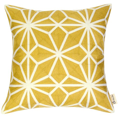Embroidery Decorative Pillow - 3