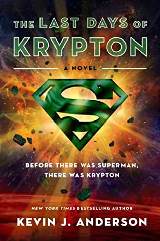 book cover of The Last Days of Krypton