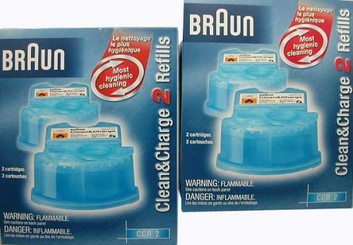Syncro System Clean And Charge Refill (Ccr Braun compare prices)
