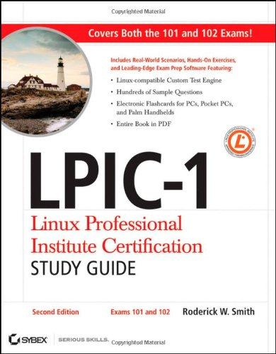 LPIC-1: Linux Professional Institute Certification Study Gui